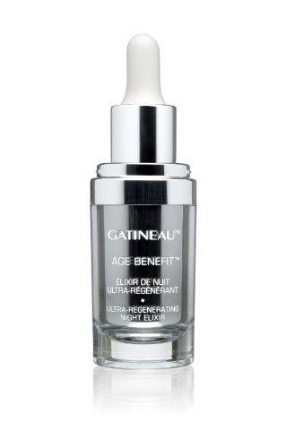 Gatineau Age Benefit Ultra-Regenerating Night Elixir, 0.5 Ounce