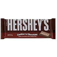 Hershey's Cookies and Chocolate, 40 gm