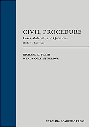 Civil procedure cases materials and questions seventh edition civil procedure cases materials and questions seventh edition 7th edition kindle edition fandeluxe Images