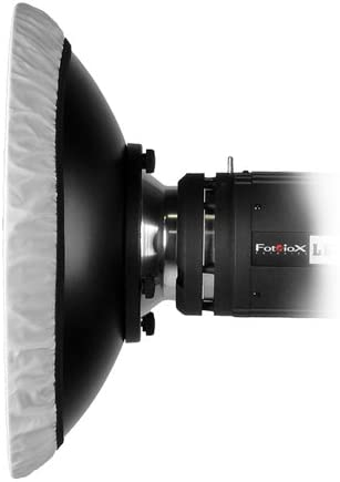 Prolinca Strobe Light and more Fotodiox Pro Beauty Dish 16 Kit with Honeycomb Grid and Speedring for Elinchrom Monolights