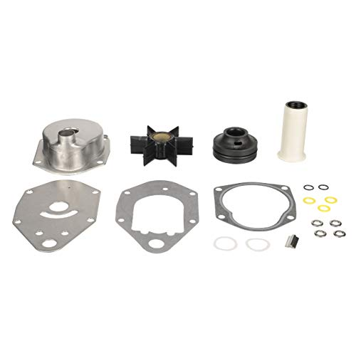 (Quicksilver Water Pump Repair Kit 812966A12-4-Stroke Outboard - for Mercury and Mariner 4-Stroke Outboards, 30 HP - 60 HP)