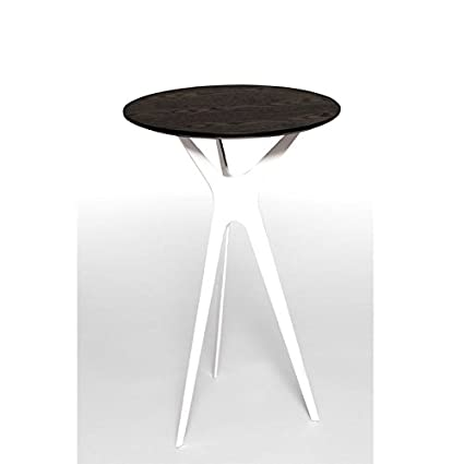 Remarkable Amazon Com Bellini Modern Living Evolve Sofa Table Kitchen Caraccident5 Cool Chair Designs And Ideas Caraccident5Info