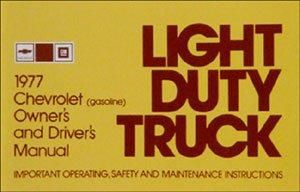 Chevrolet Blazer Suburban Owners Manual - 3