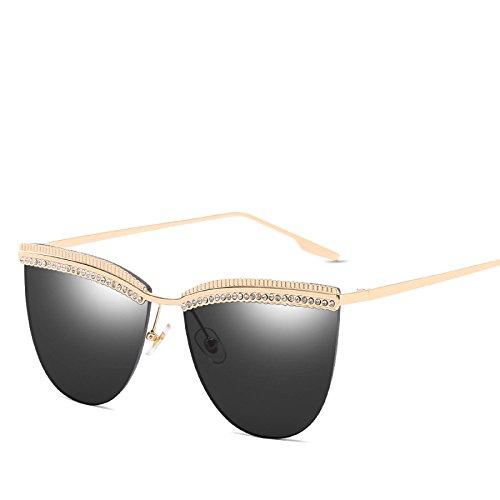 Gafas Sol Street Océano Sra De UV NO5 Tendencia Gafas Protección RinV Moda Visera De Viajes Shoot Sol Europa No5 q5nftwWx1