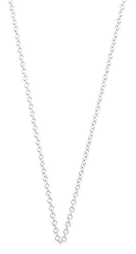 Helen Ficalora Fine Chain Sterling Silver 18 in
