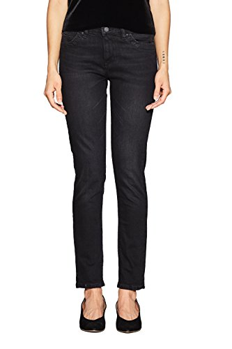 911 Donna Slim Esprit black Wash Nero Jeans Dark 0SExwqPf