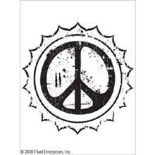 Simply Screen Ink (Plaid Simply Screen Silk Screen Stencils: Peace Sign)