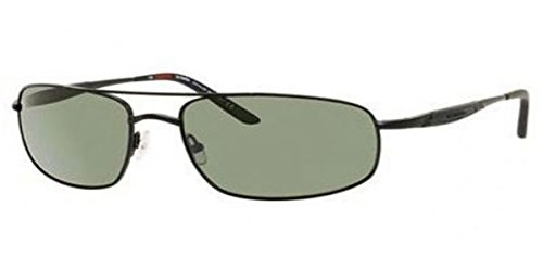 (Carrera Sunglasses - Carrera 509 / Frame: Black Lens: Green Polarized)