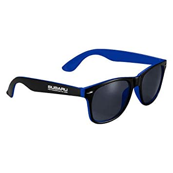 Amazon.com: SUBARU Gafas de sol oficiales con logotipo de ...