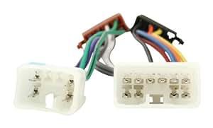 HQ ISO-TOYOTA adaptador de cable - Adaptador para cable (2x Radio, 2x Car, Multi)