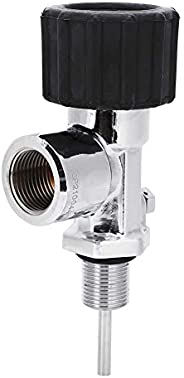 Cylinder Valve,30MPa DIN G5/8 Female Thread High Pressure Gas Cylinder Bottle Head Valve,High Stability Copper