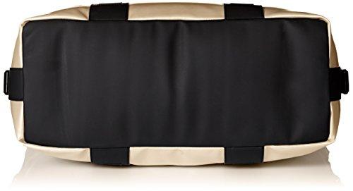 Armani Jeans Borsone - Borse a secchiello Uomo, Gold (Oro), 36x22x63 cm (B x H T)