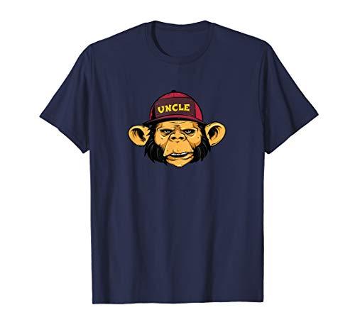 (Cute I'm A Monkeys Uncle T-Shirt Funny Pun Gift)