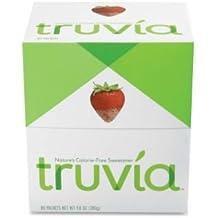 Truvia TRU8844 All Natural Sweetener 80 COUNT NET WT. 8.46 OZ. 240 G