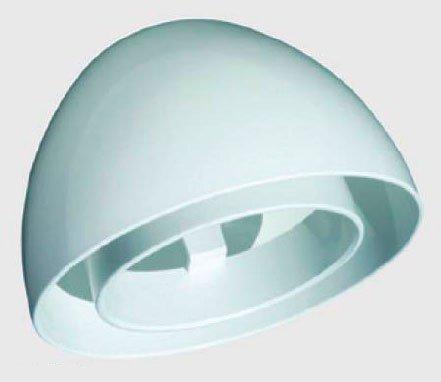 Diversitech EC-1 E Cap Flue Cap fits 1.5, 2 and 3 PVC pipe by Diversitech ()