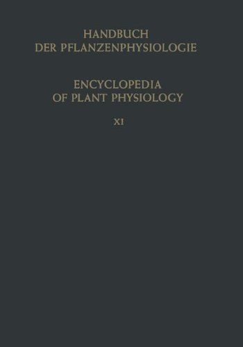 Heterotrophie/Heterotrophy (Handbuch der Pflanzenphysiologie Encyclopedia of Plant Physiology) (German and English Edition)