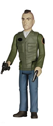 Funko ReAction: Taxi Driver - Travis Bickle Action Figure by FunKo