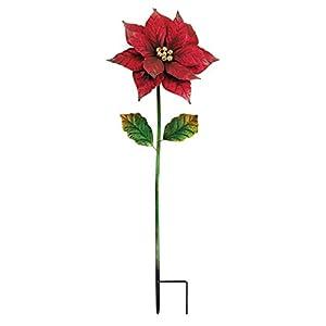 Regal Art & Gift Poinsettia Giant Flower Stake