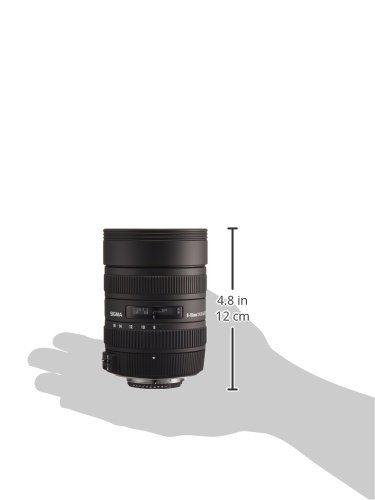 31P3%2BJgPWqL - Sigma 8-16mm f/4.5-5.6 DC HSM FLD AF Ultra Wide Zoom Lens for APS-C sized Nikon Digital DSLR Camera