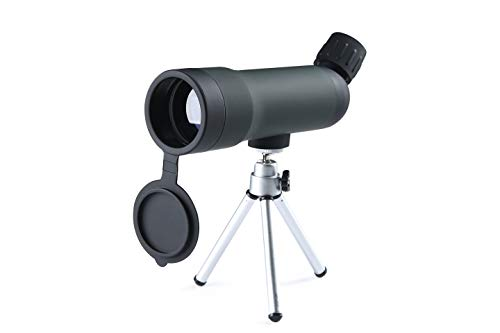 Bow 20x50 Waterproof Telescope Monocular Telescope,with Tripod Low Light Night Vision,Telescope for Taking Photos/Bird Watching/Hunting/ Camping/Concert