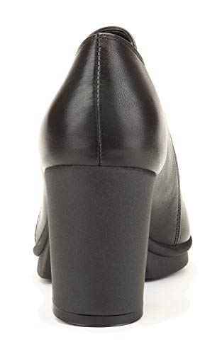 Flexx The Talon Femme Noir Chaussure Amanda 7xvvTwqFd