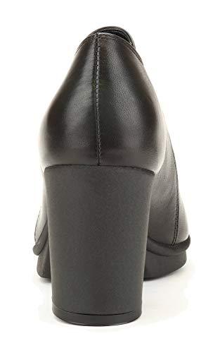 Femme Chaussure Noir The Talon Amanda Flexx I8qBxwaP