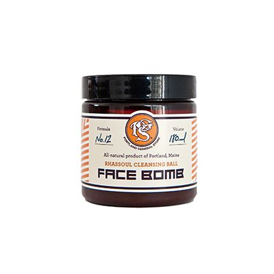 Portland General Store Face Bomb - Deep Cleansing Mud - Pgs Bestseller