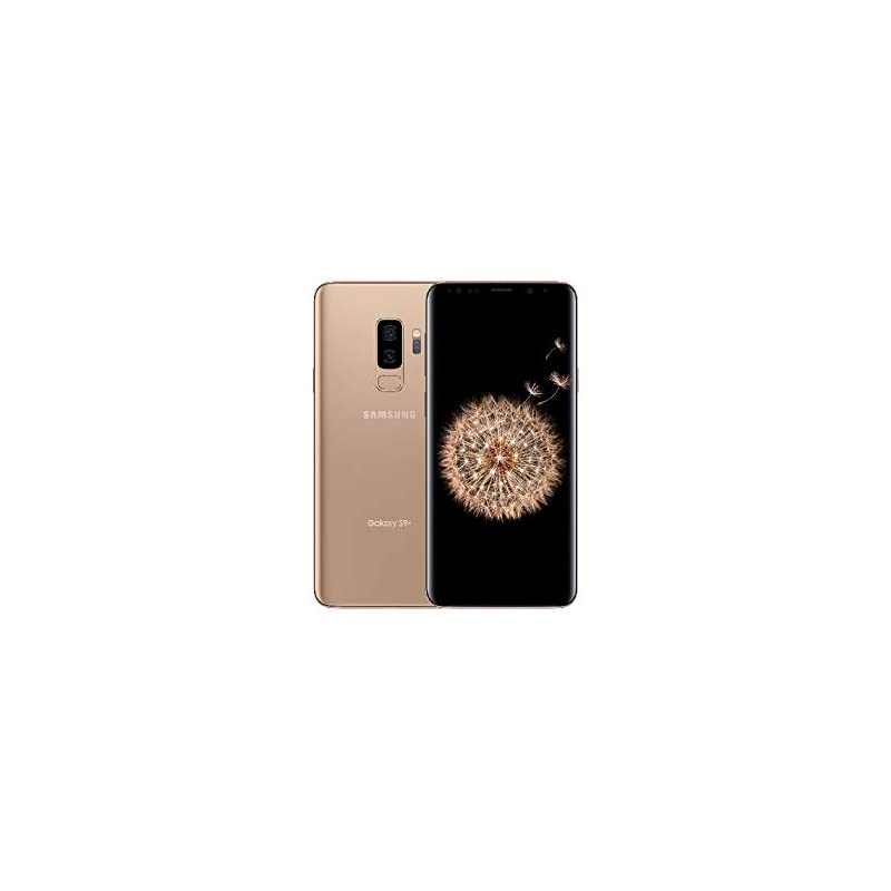 Samsung Galaxy S9+ Unlocked - 64gb - Sun