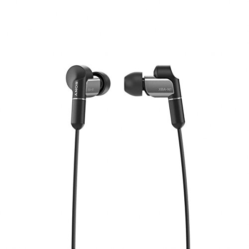 SONY Sealed inner ear receiver XBA-N1 by Sony