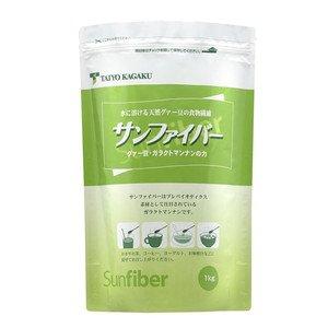 クッキンサプリ サンファイバー 1kg(1袋) 太陽化学 [ 食物繊維 グアーガム ウィービル ]