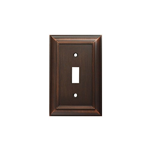 Oil Rubbed Wall Plate - 2