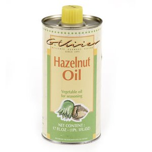 French Hazelnut Oil-Huile de Noisette 17 oz. by JustCaviar