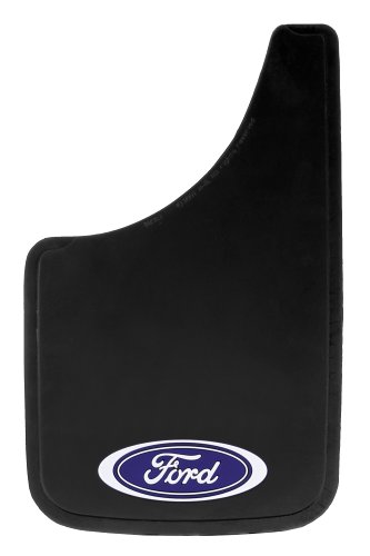 Plasticolor Ford Blue Oval Easy Fit Mud Guard - Set of 2