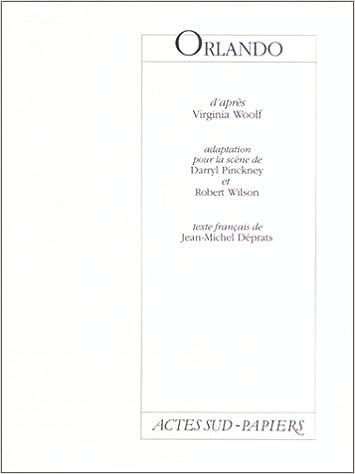 Livre Orlando epub pdf