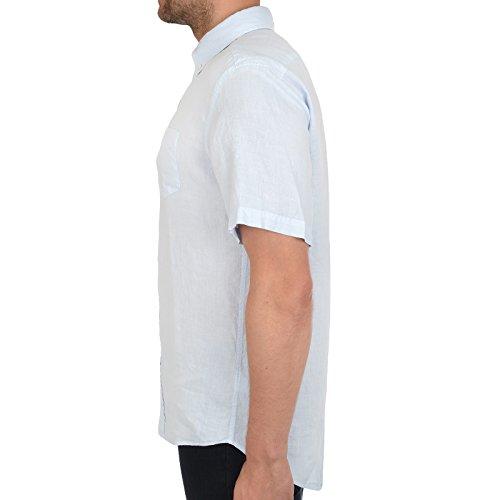 Gant Herren Freizeit-Hemd blau blau