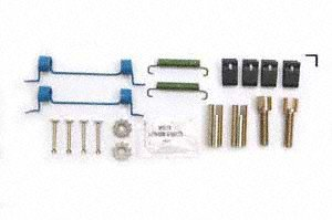 - Raybestos H7311 Professional Grade Parking Brake Hardware Kit