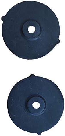 hygger Aquarium Air Pump Accessories Replacement Diaphragms 2-Pack for HG-946