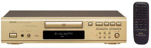 DENON CDプレーヤー ゴールド DCD-7552-N B00009VLV1 ゴールド