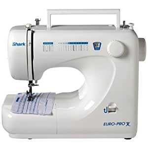 Euro pro 373 stitch art sewing machine for Euro pro craft n sew
