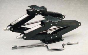 HUSKY TOWING 72139 RPL Scissor JACK-24