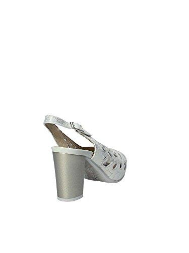 Tacco Donna PITILLOS 5105 Oro Sandalo EWqxFZn