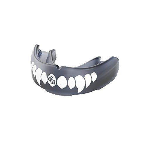 Shock Doctor Mouth Guard for Braces, Protect Your Teeth & BRACES While Playing Sports activities, Youth & Adult Sizes – DiZiSports Store