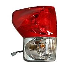 TYC 11-6236-00 Toyota Tundra Driver Side Replacement Tail Light Assembly