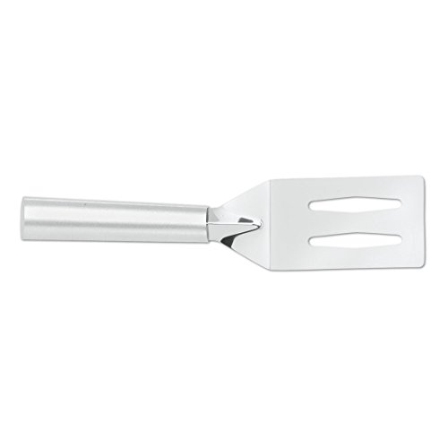 - Rada Cutlery Cooking Spatula – Stainless Steel Spatula With Brushed Aluminum Handle Made in USA
