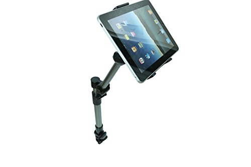 UTSM-02 Heavy-duty Mount: In-Car Universal Tablet/Smartphone Holder by Mobotron