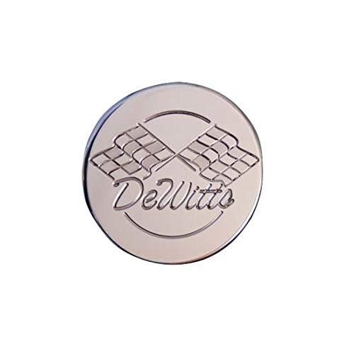 Radiator Cap Dewitts 512 Billet Aluminum 15lb Round