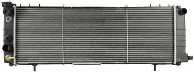01 Jeep Cherokee Radiator - 4