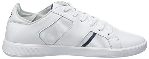 042 wht Sneakers Novas 2 da nvy 318 uomo Bianco Lacoste Spm q1wHxv8ZZ