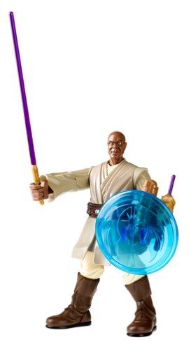Hasbro Star Wars E3 0F10 MACE WINDU