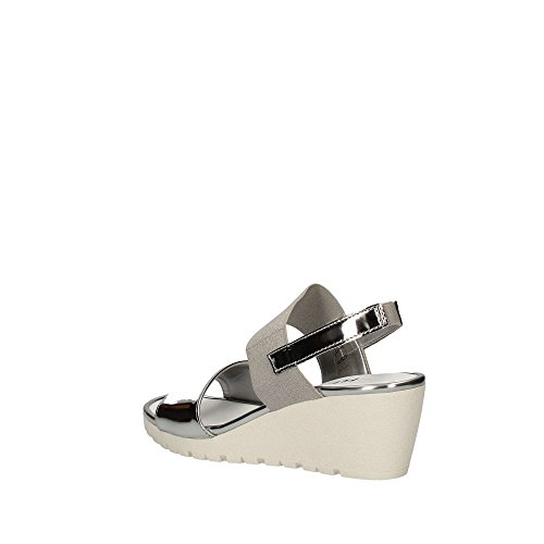 Woman Wedge Bia Flexx Sandal Silver The ApP4qaE